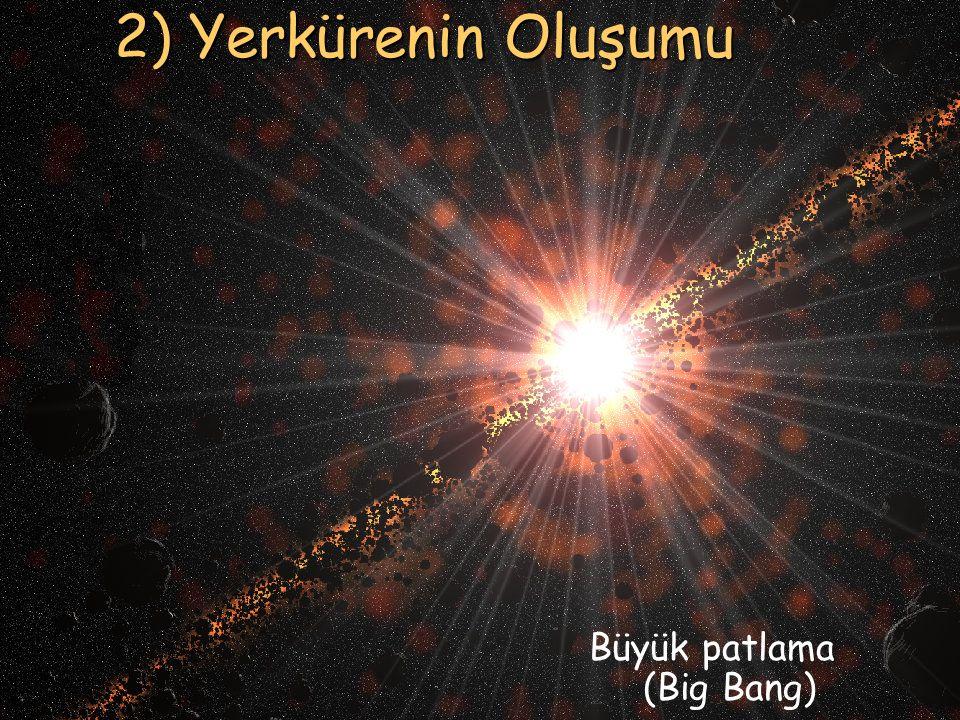 Büyük patlama (Big Bang)