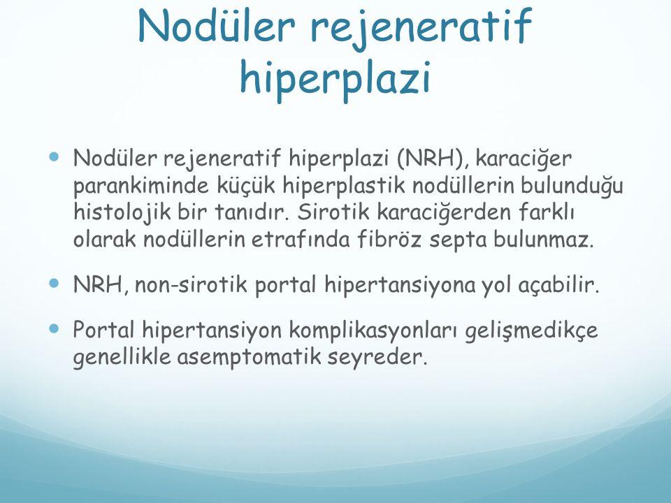 Nodüler rejeneratif hiperplazi