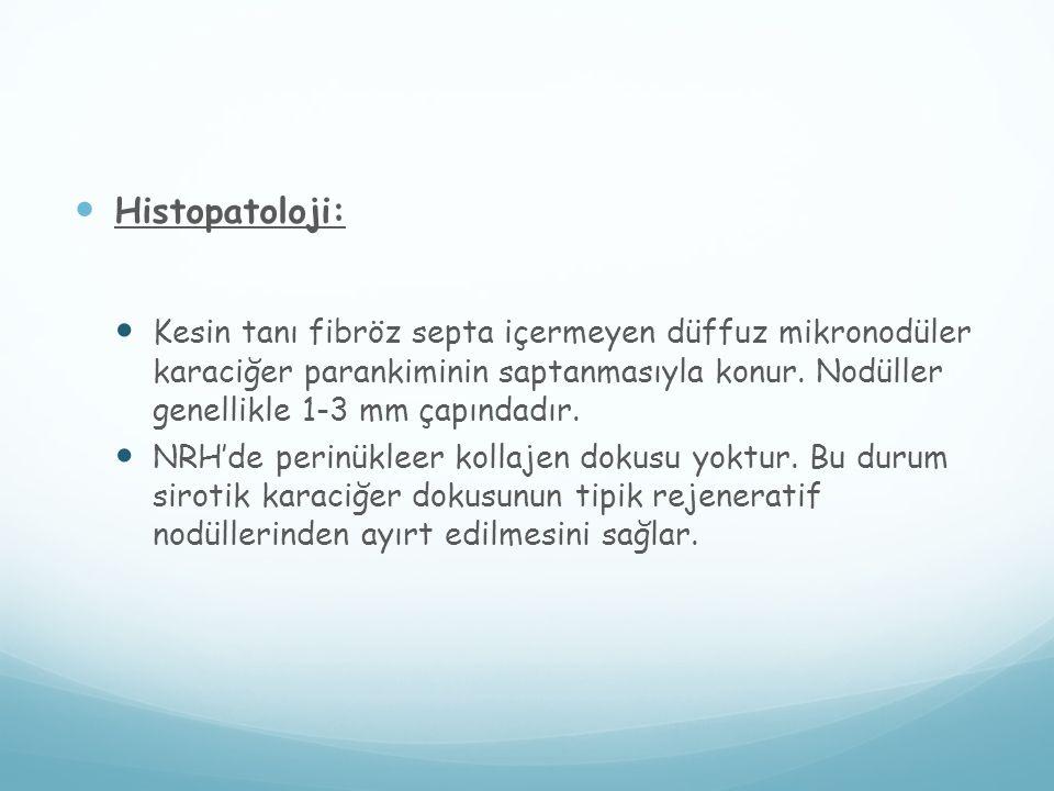Histopatoloji: