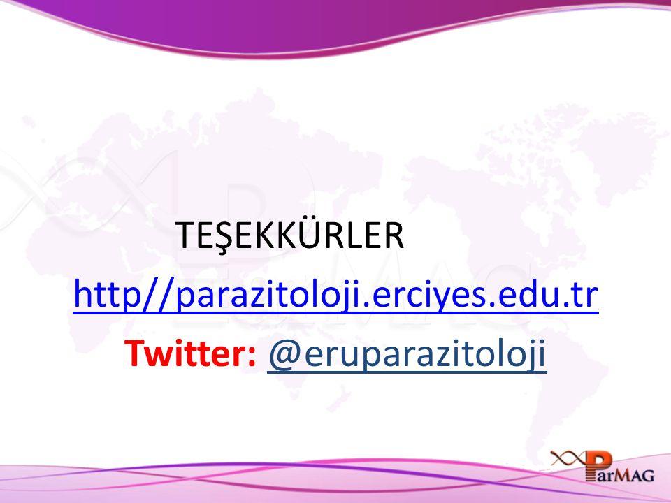 Twitter: @eruparazitoloji