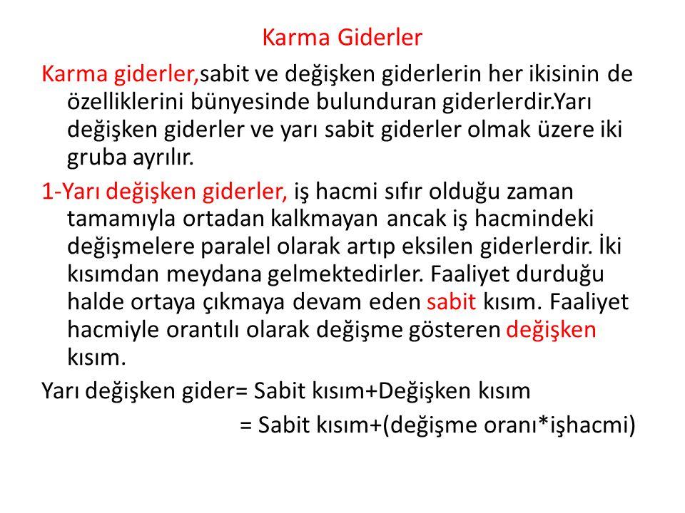 Karma Giderler