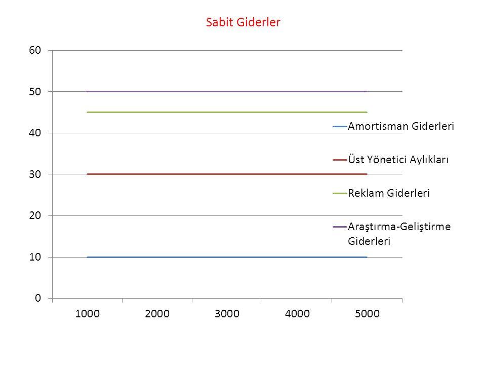 Sabit Giderler