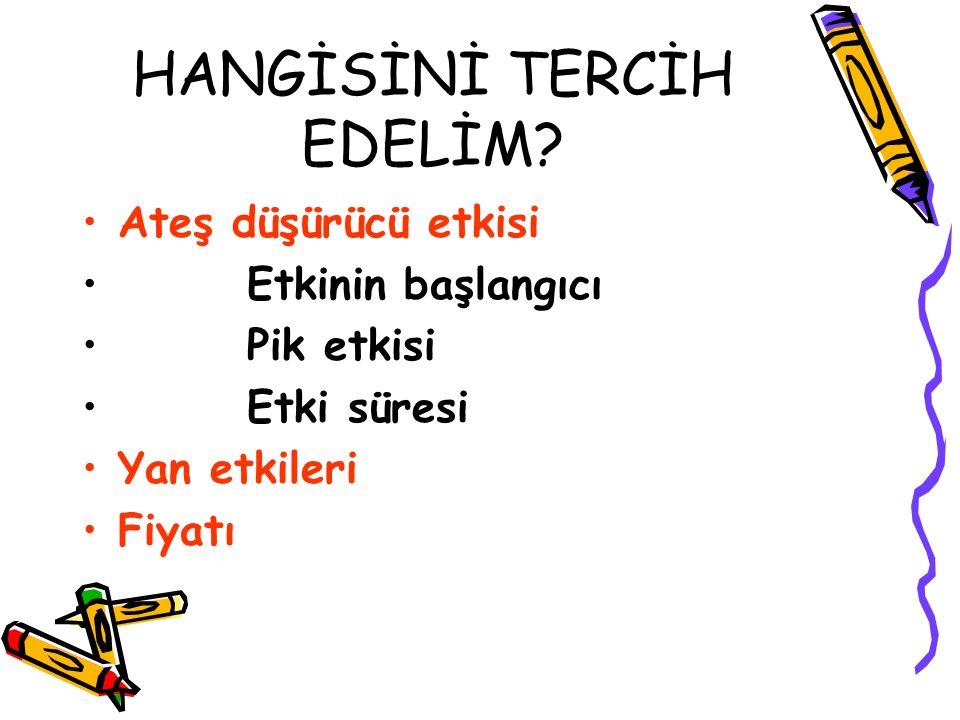 HANGİSİNİ TERCİH EDELİM