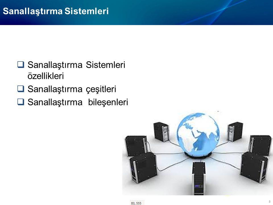 Sanallaştırma Sistemleri