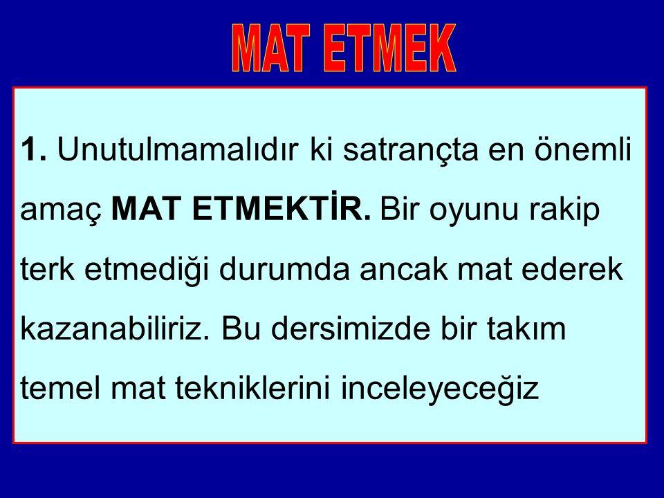 MAT ETMEK