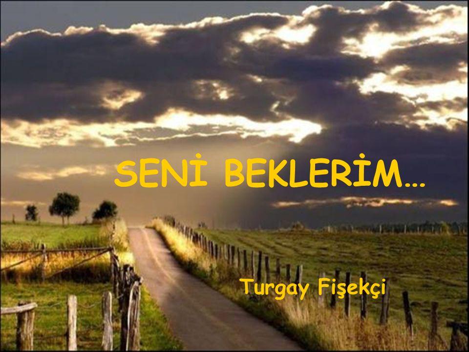 SENİ BEKLERİM… Turgay Fişekçi