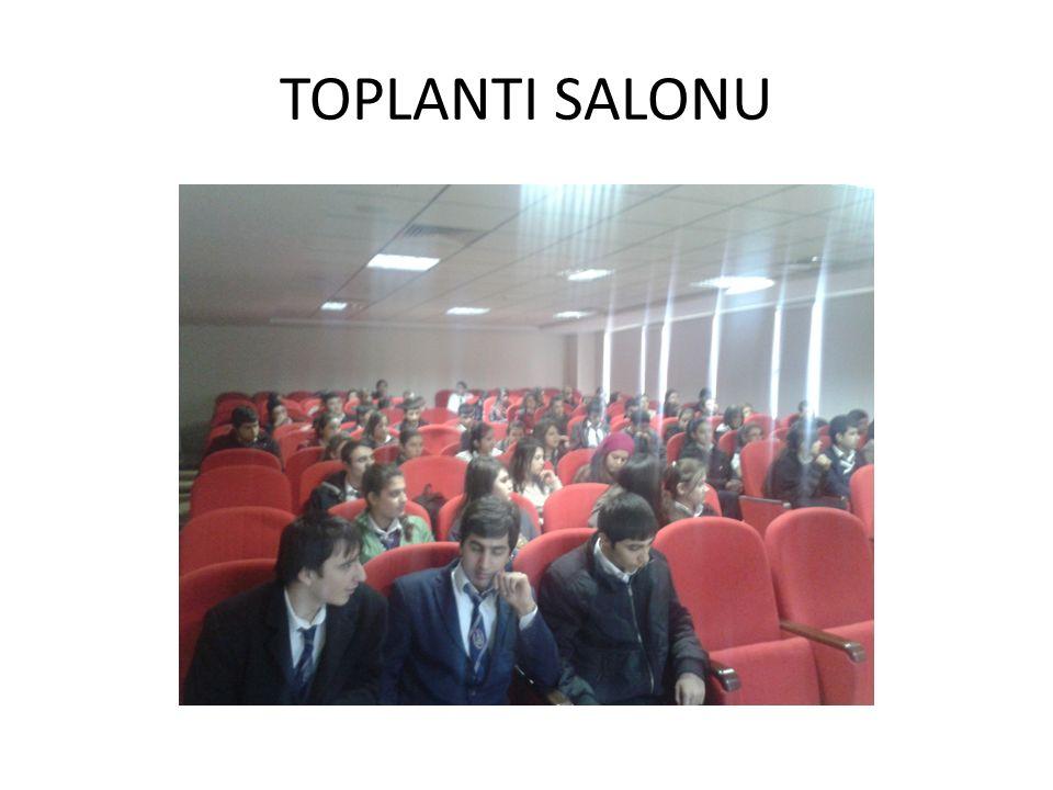 TOPLANTI SALONU