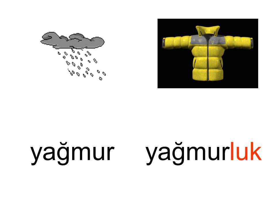 yağmurluk yağmur yağmurluk