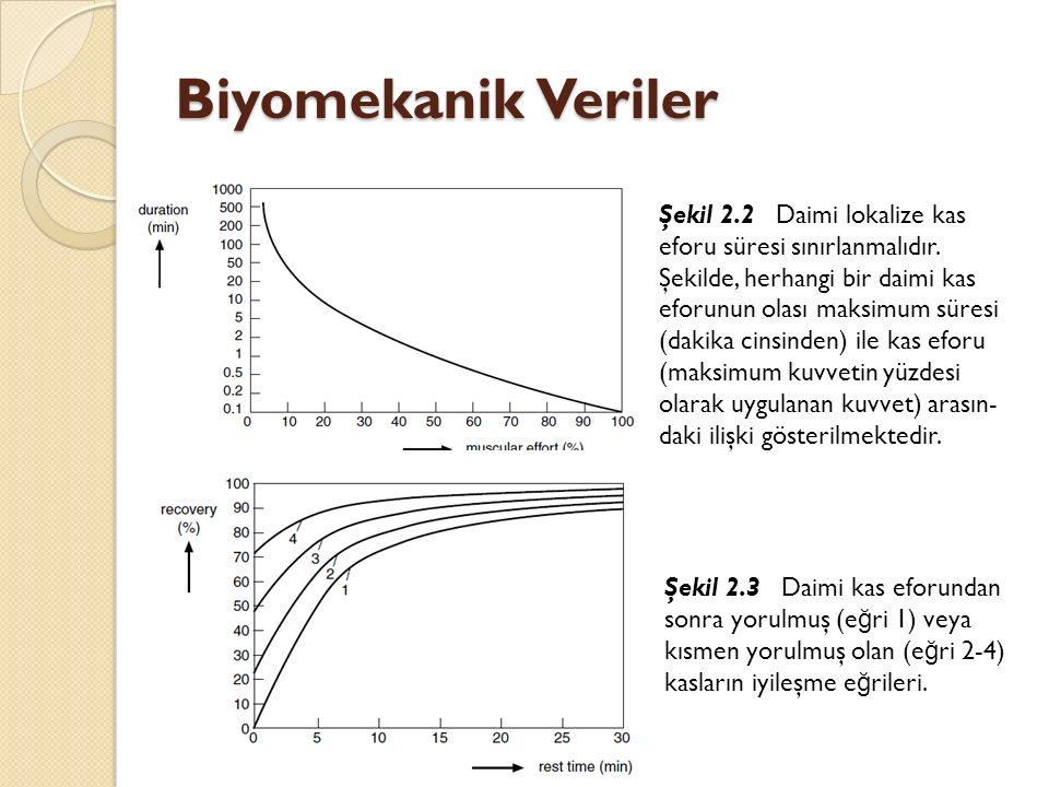 Biyomekanik Veriler
