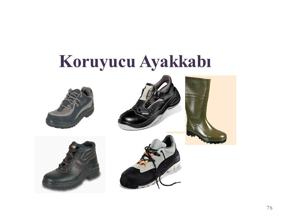 Koruyucu Ayakkabı