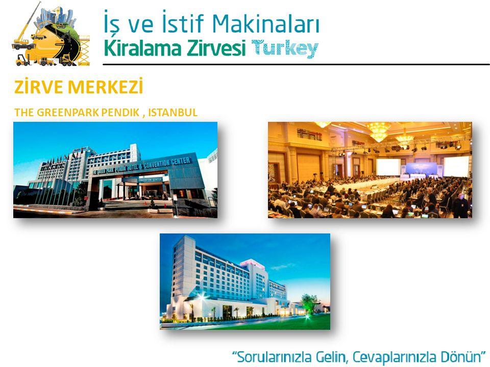 ZİRVE MERKEZİ THE GREENPARK PENDIK , ISTANBUL