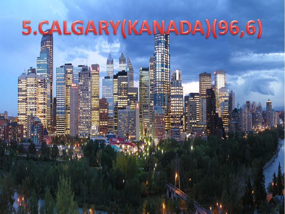 5.CALGARY(KANADA)(96,6)