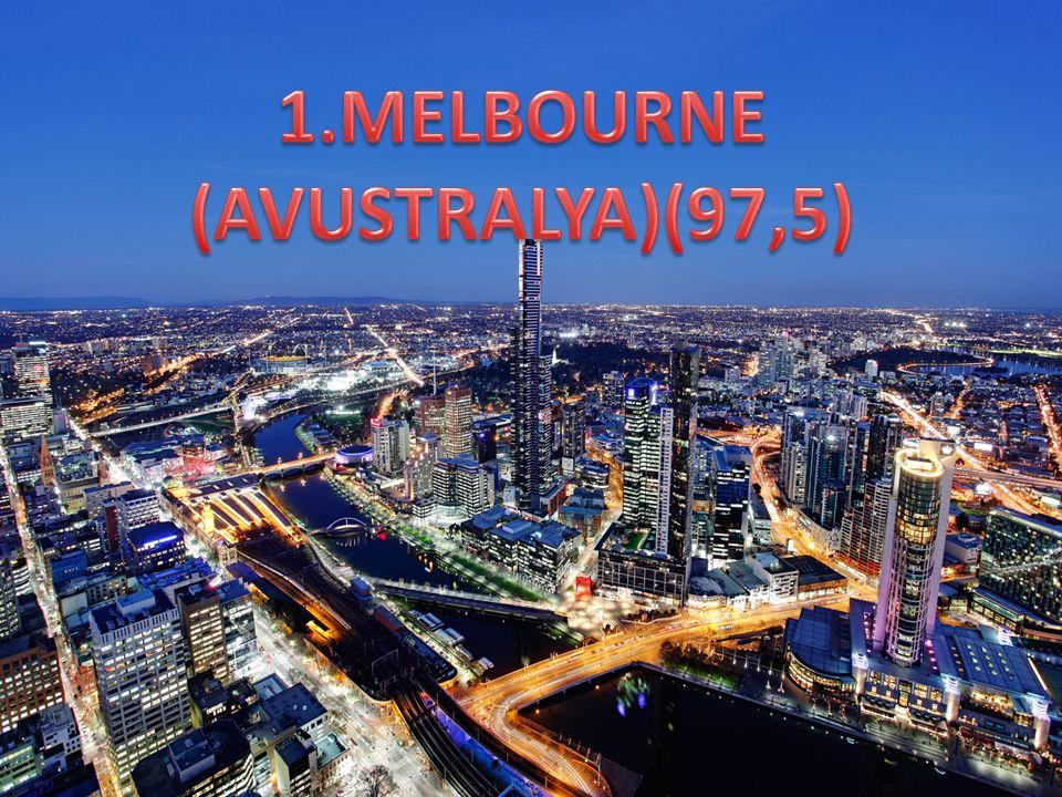 MELBOURNE(AVUSTRALYA)