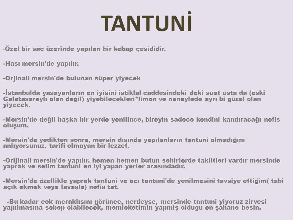 TANTUNİ