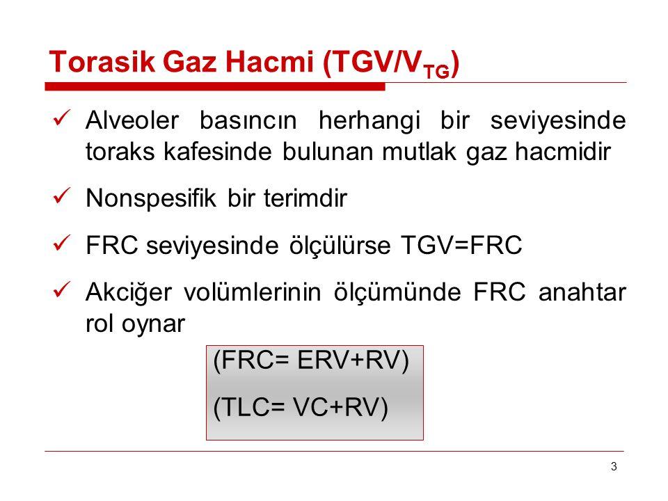 Torasik Gaz Hacmi (TGV/VTG)