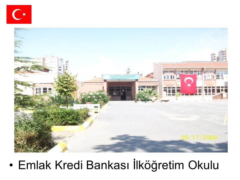 Emlak Kredi Bankası İlköğretim Okulu