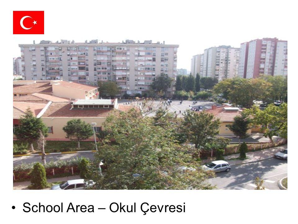 School Area – Okul Çevresi