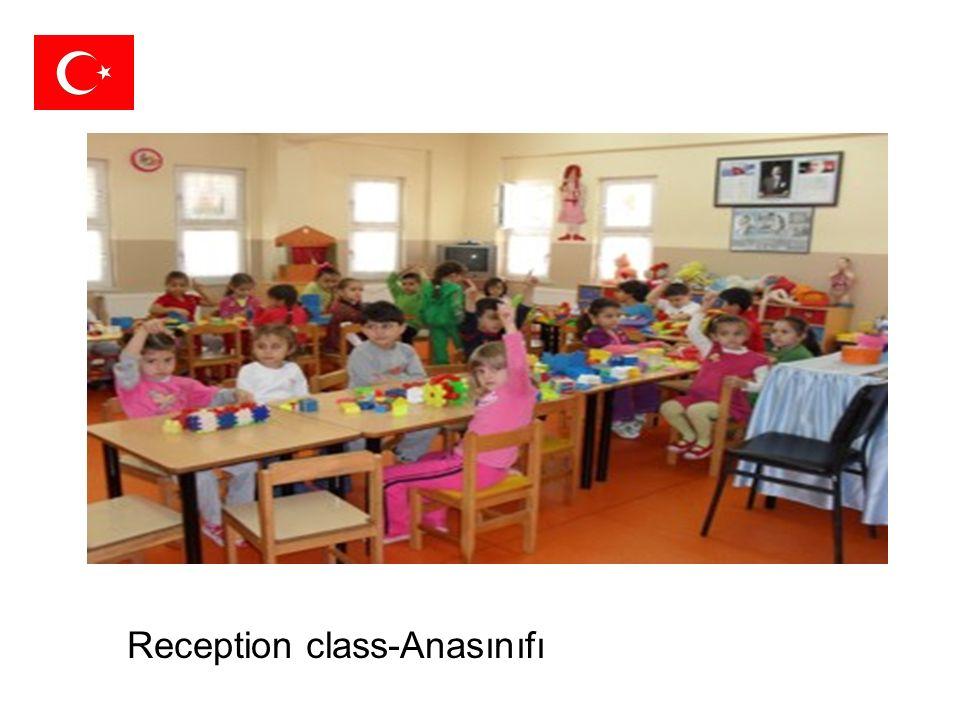 Reception class-Anasınıfı