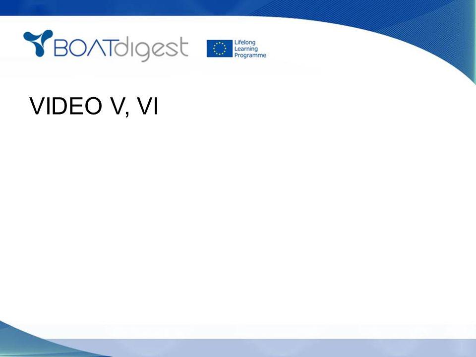 VIDEO V, VI
