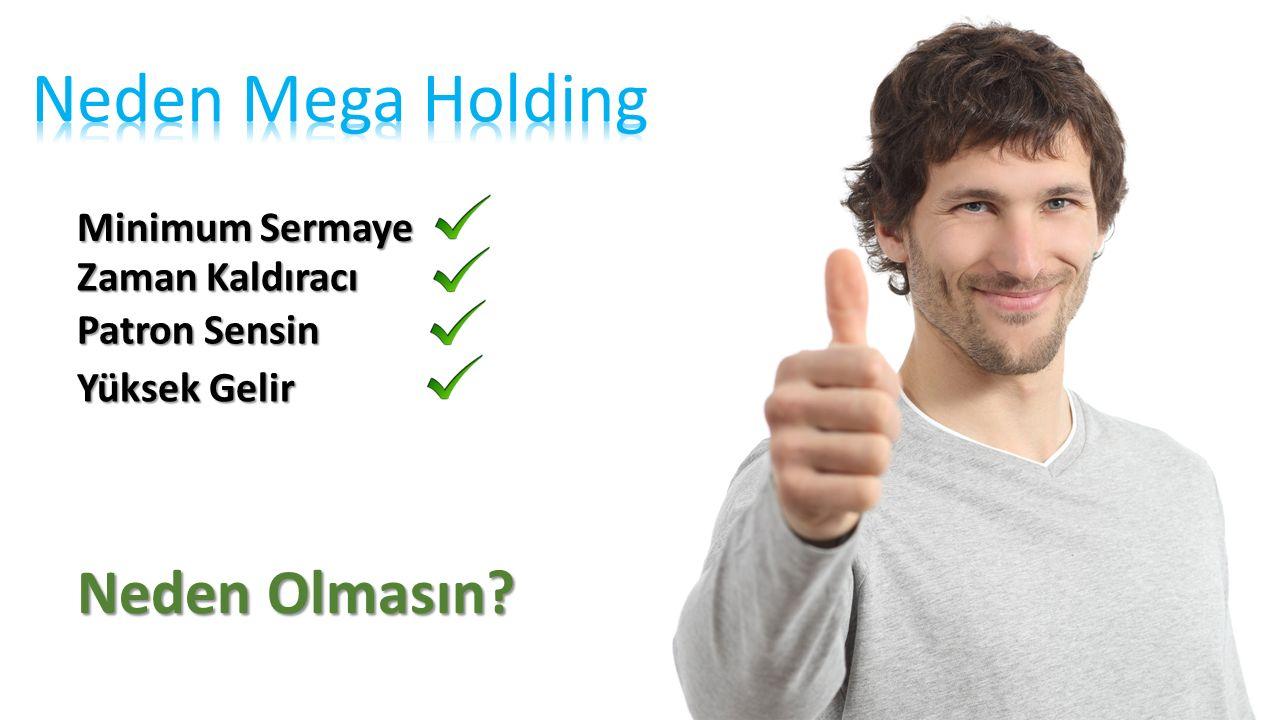 Neden Mega Holding Neden Olmasın Minimum Sermaye Zaman Kaldıracı