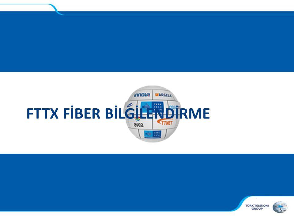 FTTX FİBER BİLGİLENDİRME