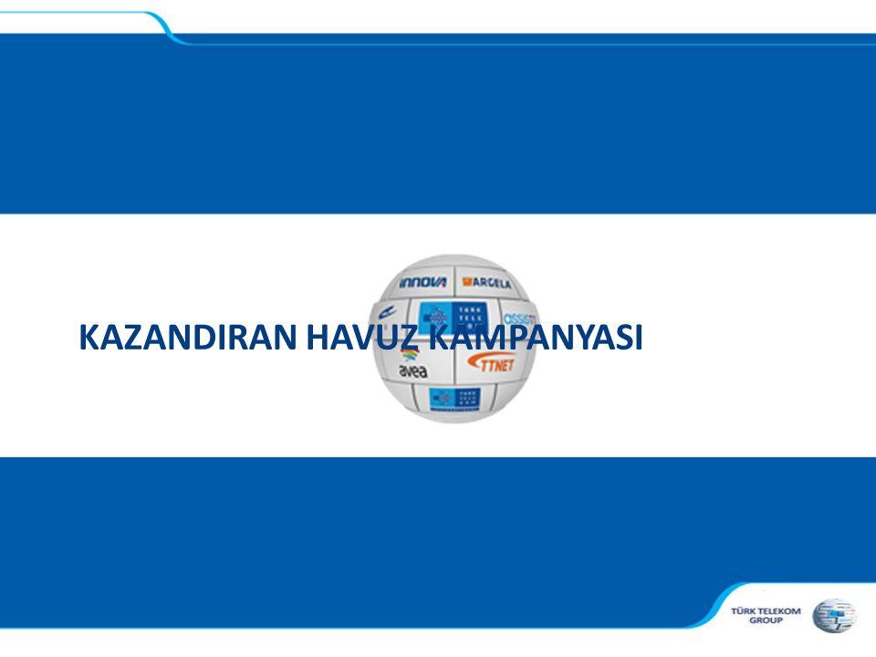 KAZANDIRAN HAVUZ KAMPANYASI