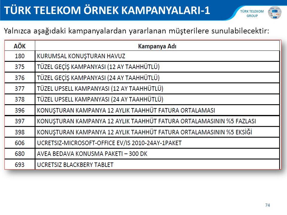 TÜRK TELEKOM ÖRNEK KAMPANYALARI-1
