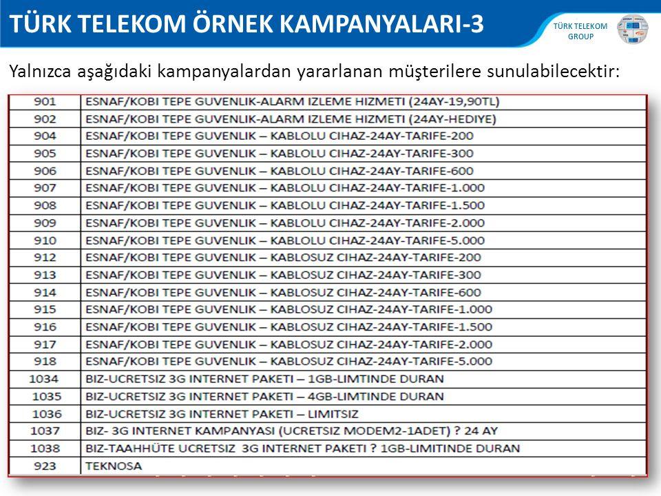 TÜRK TELEKOM ÖRNEK KAMPANYALARI-3