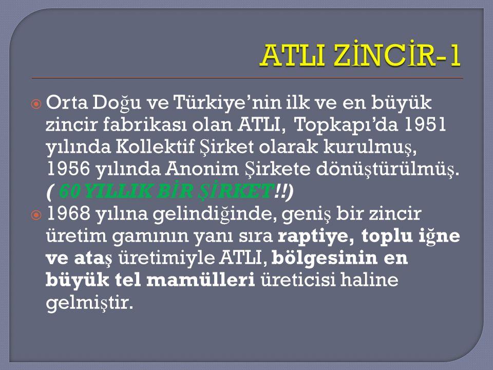 ATLI ZİNCİR-1