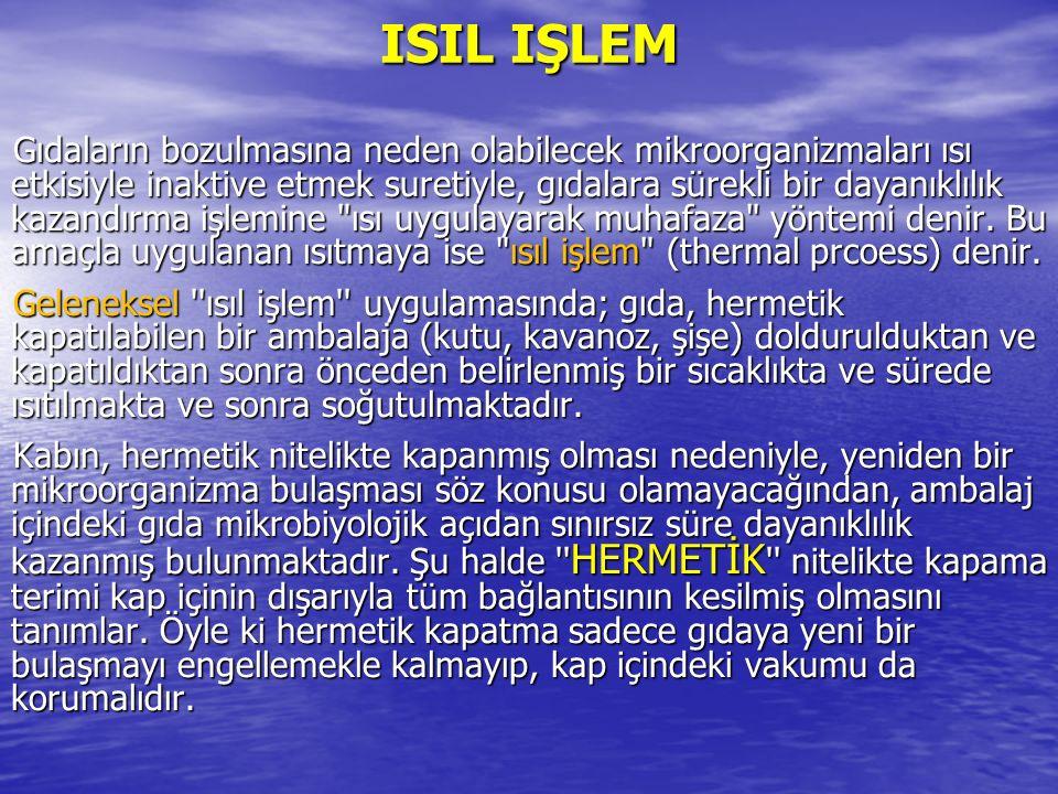 ISIL IŞLEM