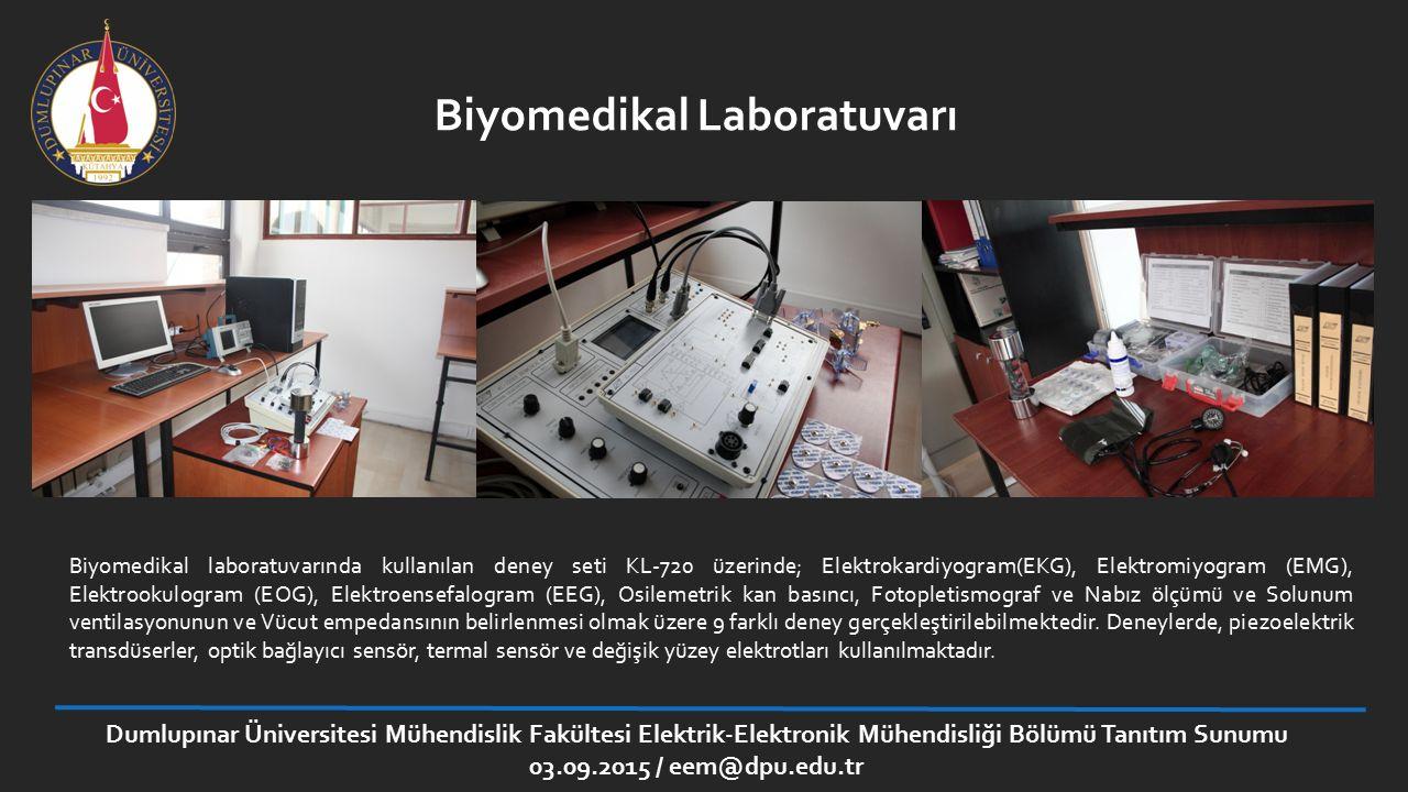 Biyomedikal Laboratuvarı