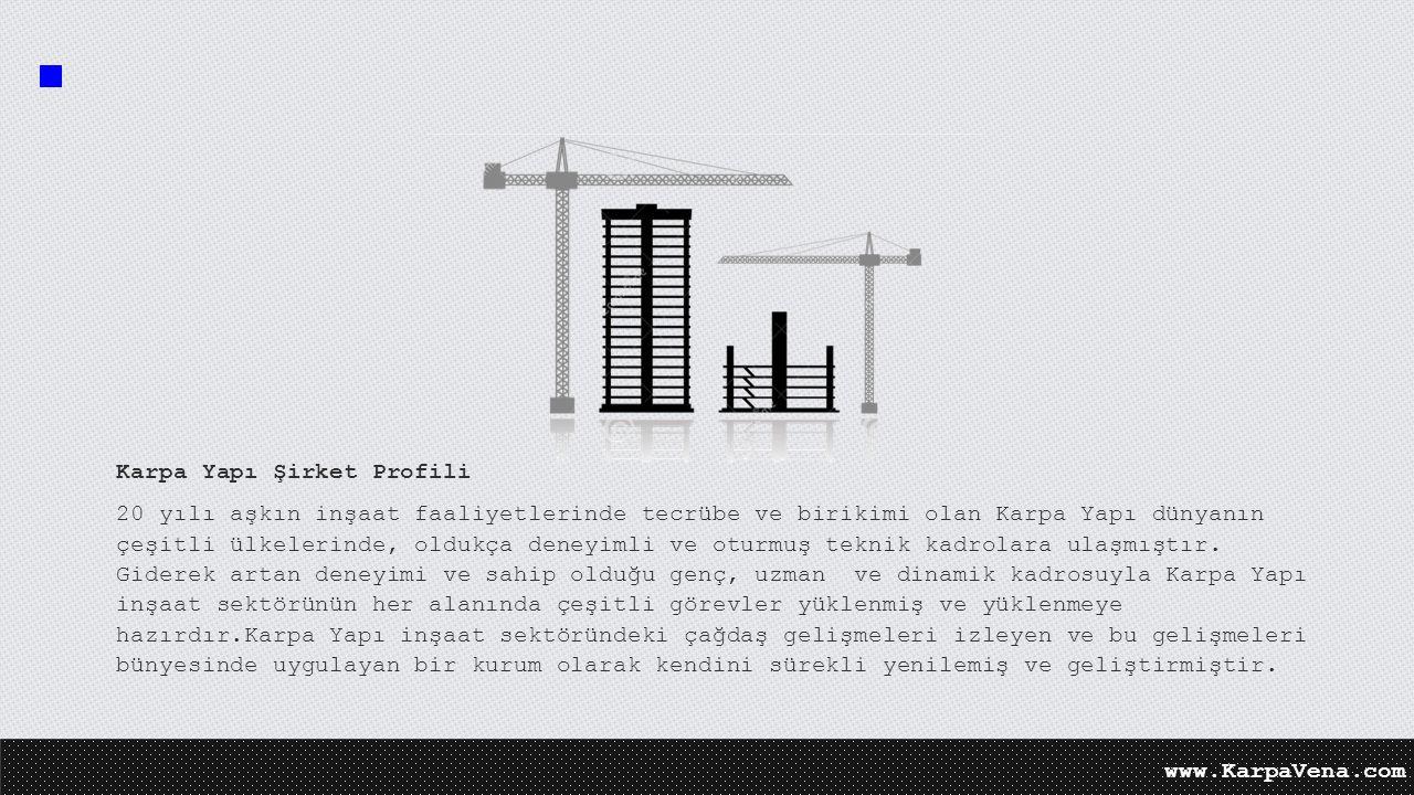 Karpa Yapı Şirket Profili