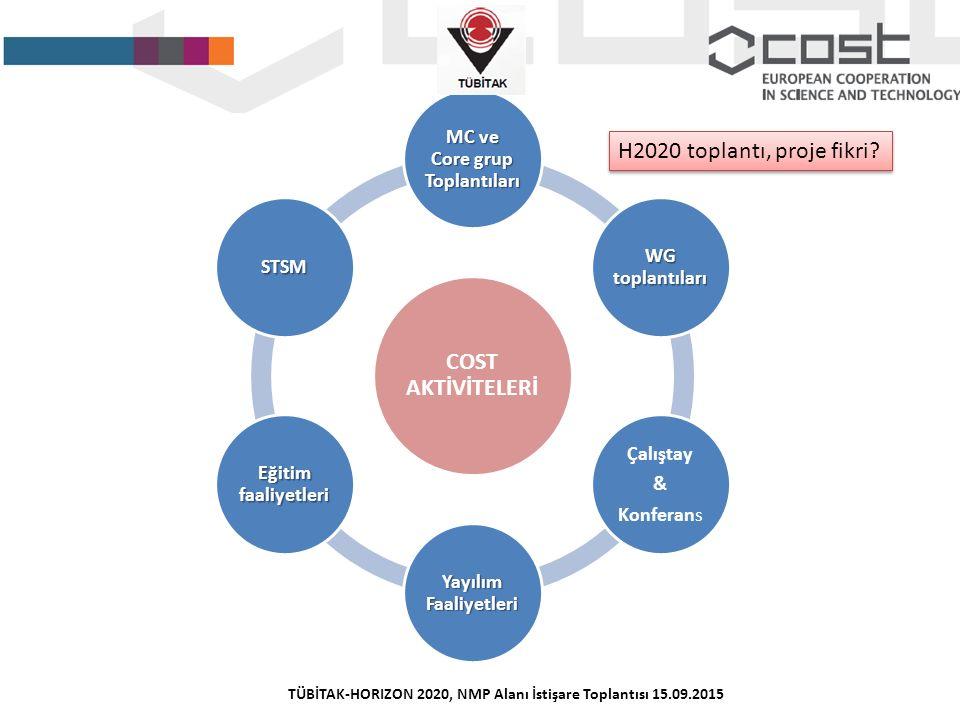 MC ve Core grup Toplantıları