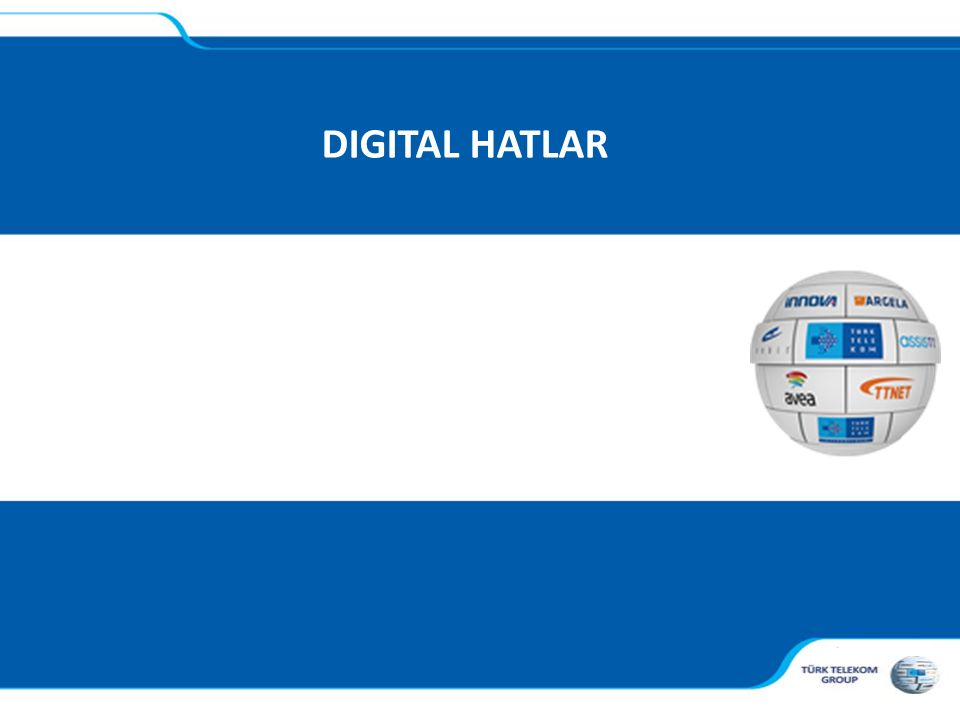 DIGITAL HATLAR