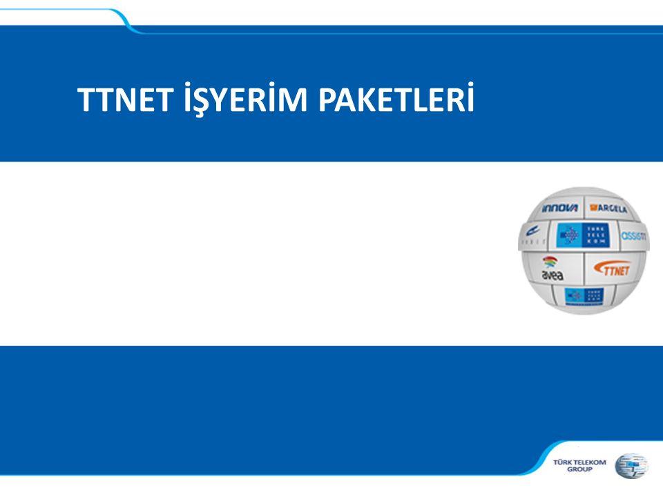 TTNET İŞYERİM PAKETLERİ