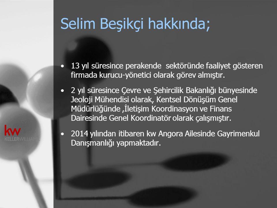 Selim Beşikçi hakkında;