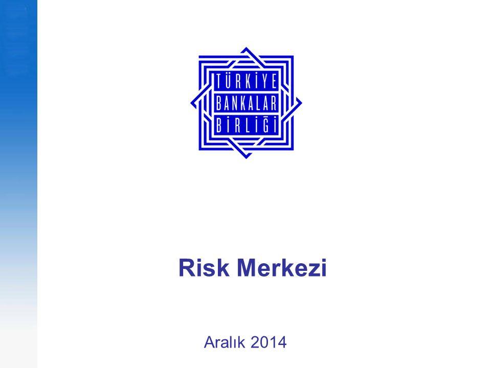Risk Merkezi Aralık 2014