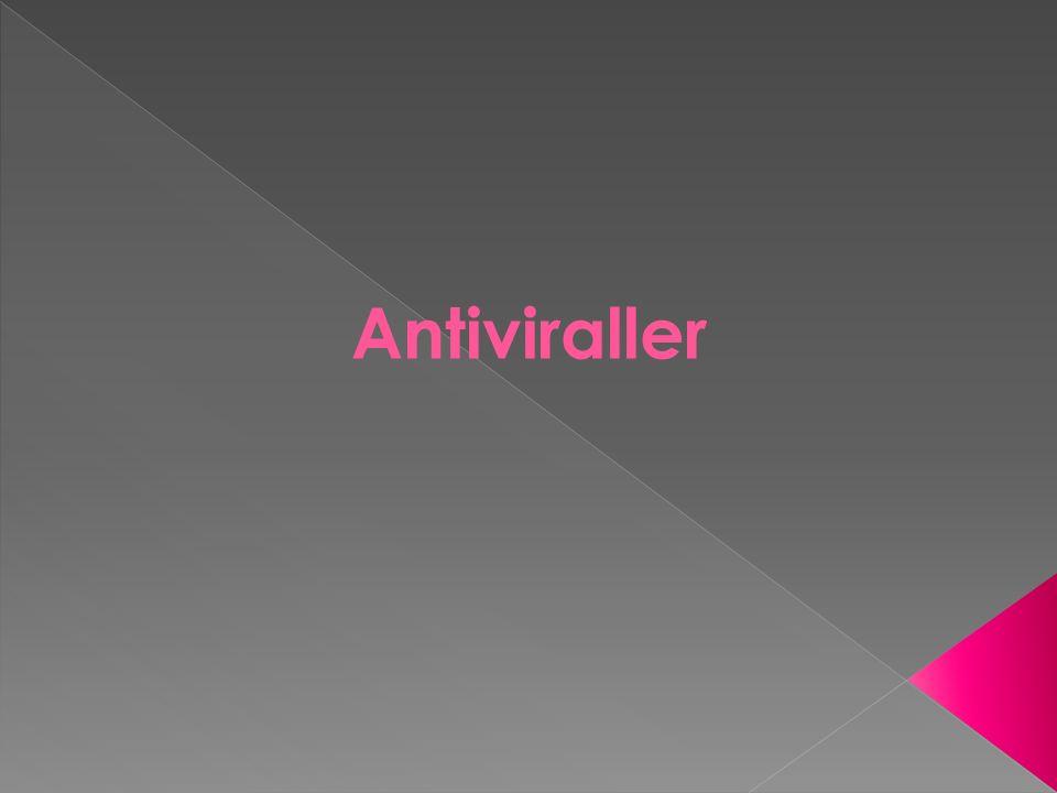 Antiviraller