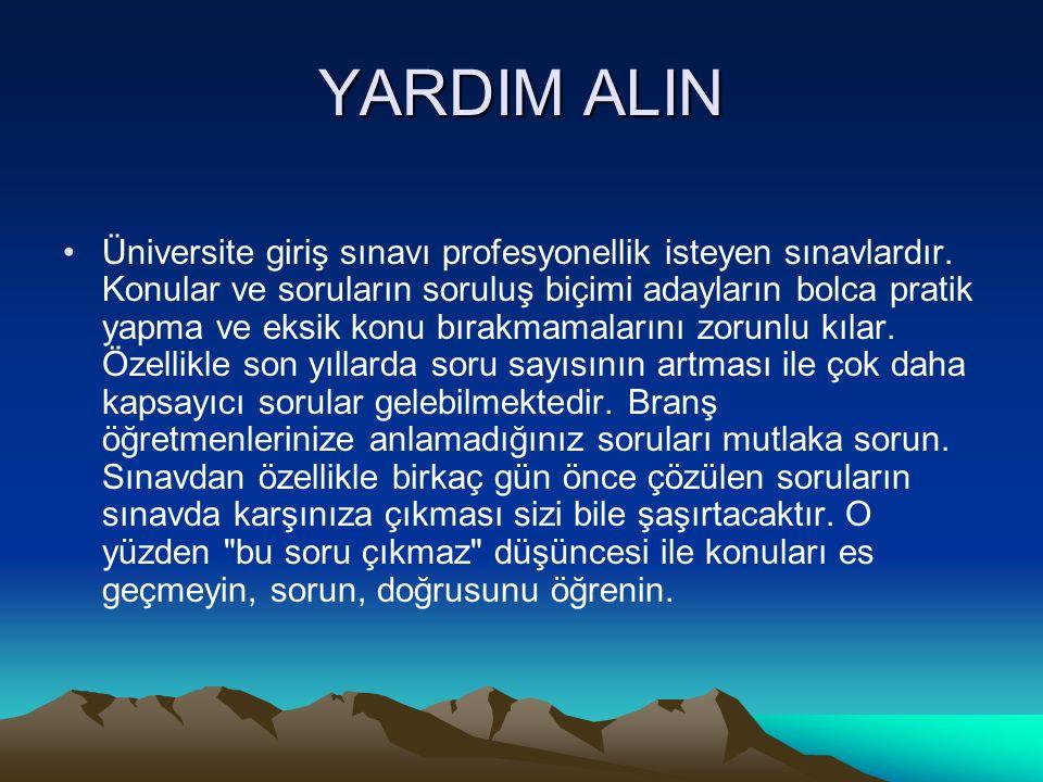 YARDIM ALIN