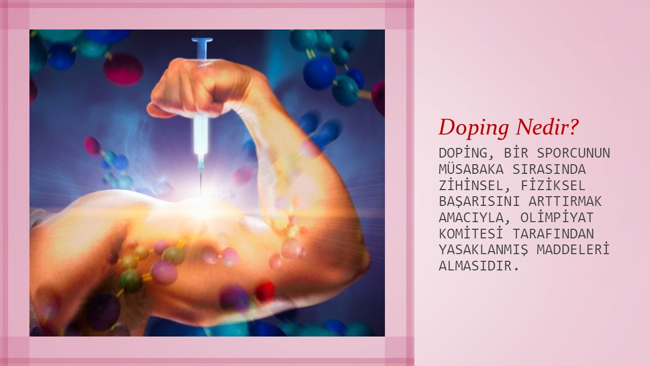 Doping Nedir