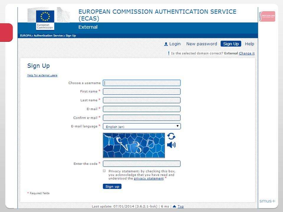 PIC (personel identification code) numarasının alınacağı web sitesi
