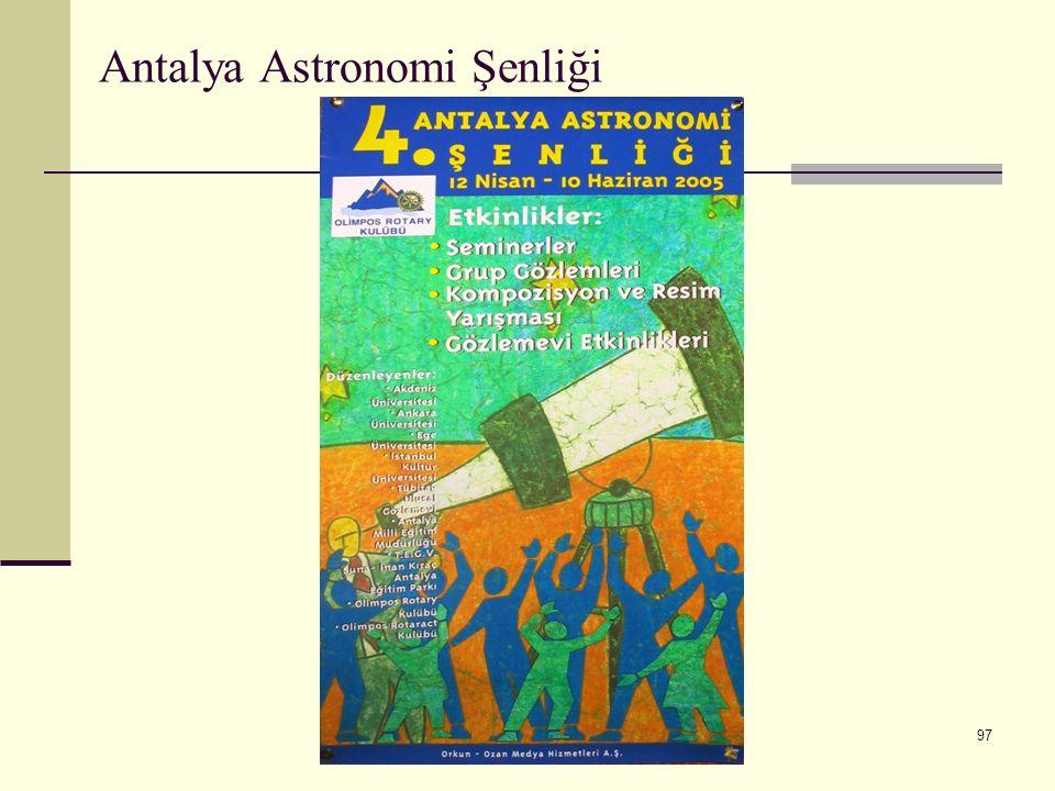 Antalya Astronomi Şenliği