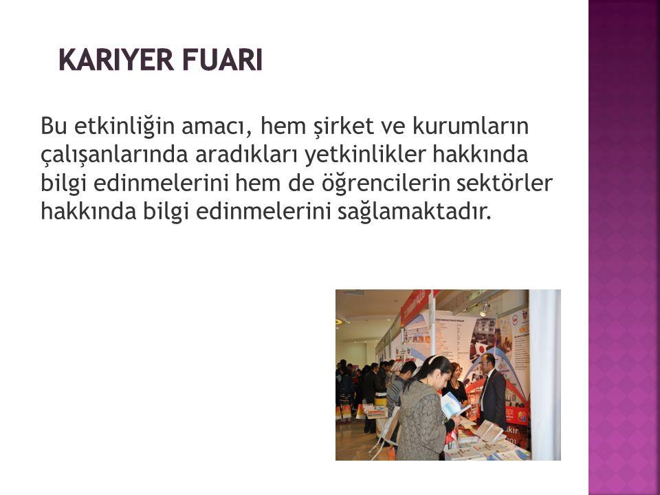 Kariyer FuarI