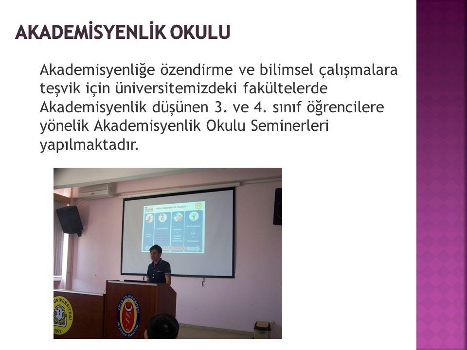 Akademİsyenlİk okulu