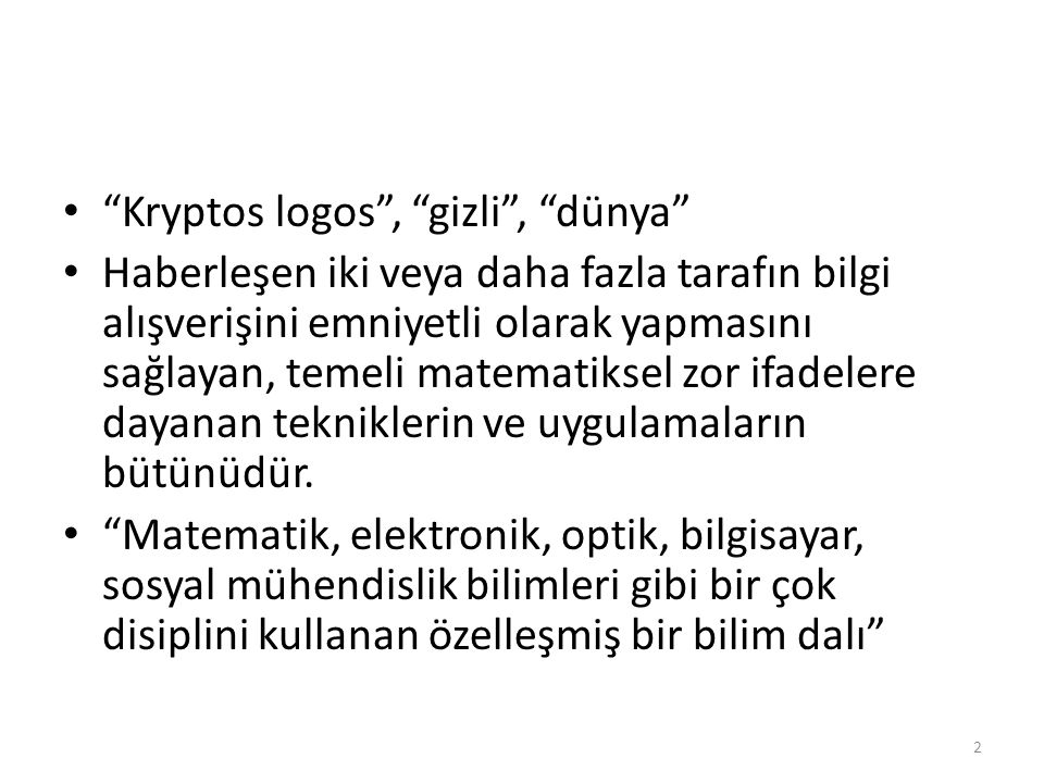 Kryptos logos , gizli , dünya