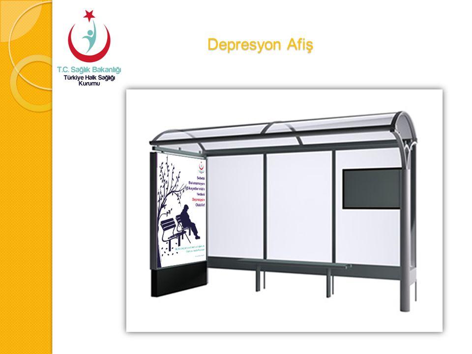 Depresyon Afiş