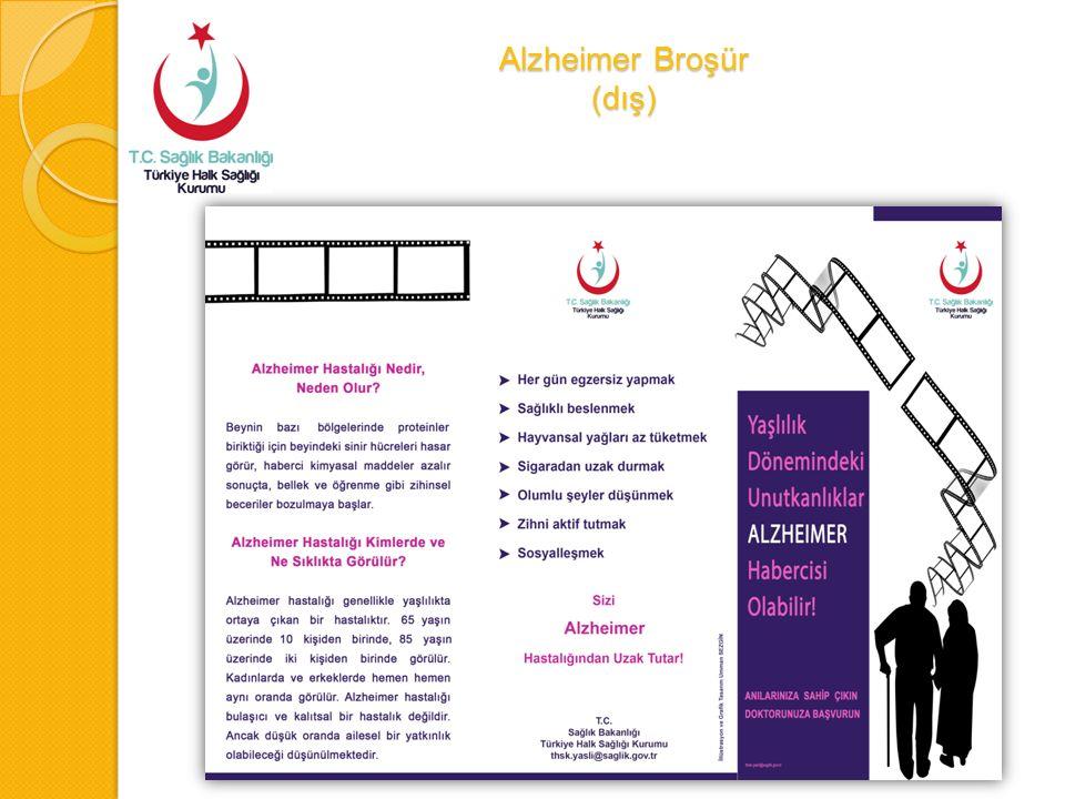 Alzheimer Broşür (dış)