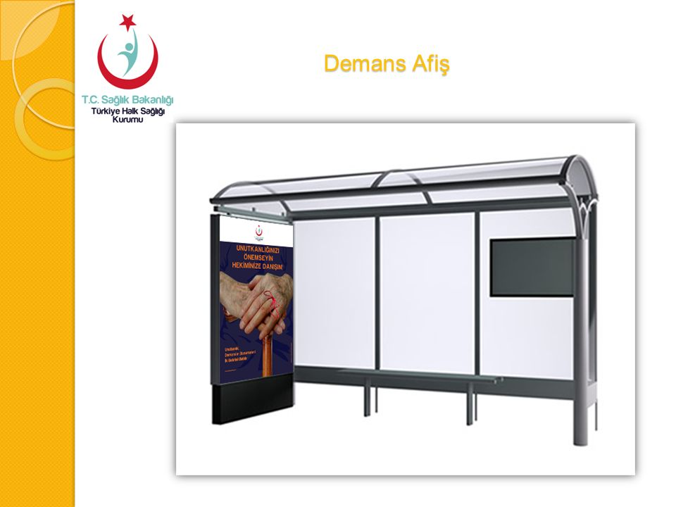 Demans Afiş
