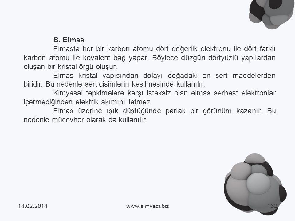 B. Elmas