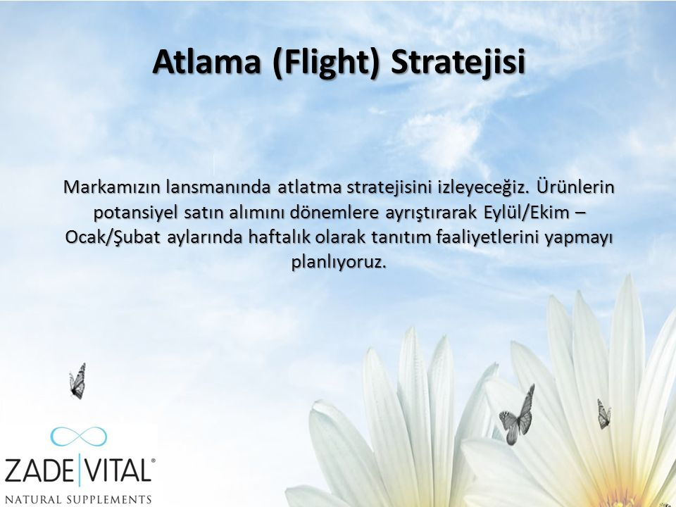 Atlama (Flight) Stratejisi